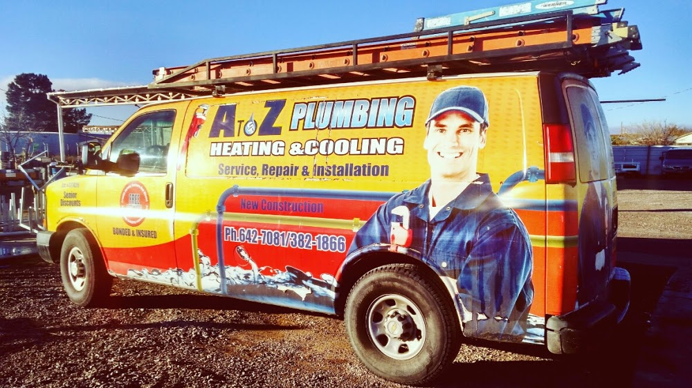 A To Z Plumbing Heating & Cooling LLC