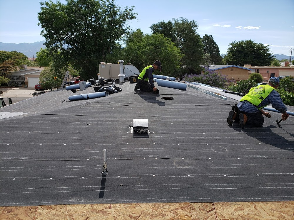 Right Way Roofing Inc.
